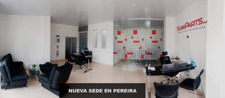 Nueva sede en Pereira