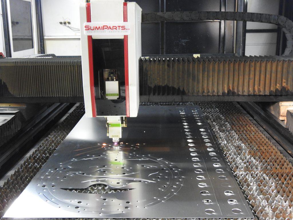 Servicio de corte laser