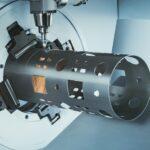 corte laser de tubo redondo